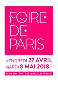 Foire de paris 2018 -  Venez à notre rencontre lors de la Foire de Paris 2018