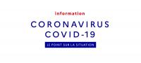 covid-19 : ouverture du Lundi au Vendredi , conditions particulières de visite