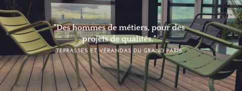 Terrasses bois au coeur de Paris, un espace conviviale et agréable pour toute une entreprise