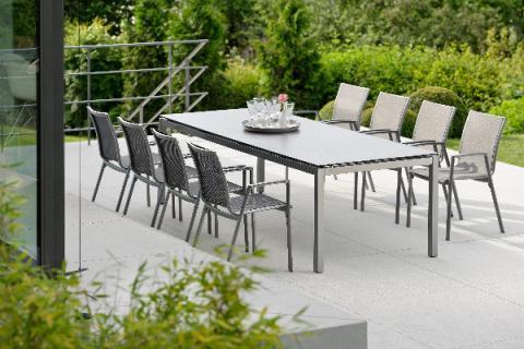 Stern, Le mobilier de jardin qui correspond à tous les espaces extérieurs