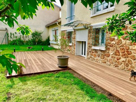 Au printemps votre projet jardin sera réalisé pour cette automne