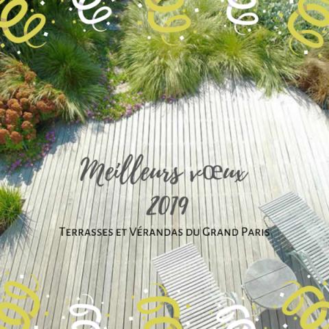 Une nouvelle année pour de nouveaux projets de jardin. Bienvenu en 2019