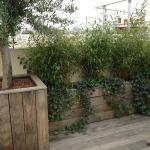 Aménager un toit-terrasse avec une terrasse bois. Paris 75016