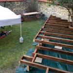 Terrasses en bois sur plusieurs niveaux (Saint-Maur-des-Fossés 94)