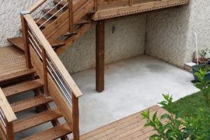 terrasse bois 78